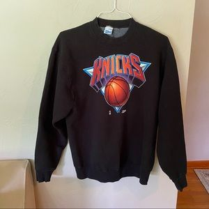 Sweaters - Vintage New York Knicks Crewneck Sweater